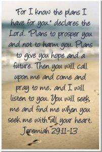 jeremiah 29-11 #2