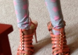 blogher, shoes, conference, writing, daughter